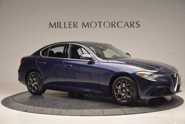 New 2017 Alfa Romeo Giulia for sale Sold at Rolls-Royce Motor Cars Greenwich in Greenwich CT 06830 10
