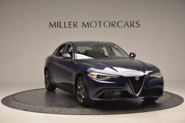 New 2017 Alfa Romeo Giulia for sale Sold at Rolls-Royce Motor Cars Greenwich in Greenwich CT 06830 11