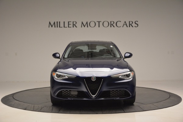 New 2017 Alfa Romeo Giulia for sale Sold at Rolls-Royce Motor Cars Greenwich in Greenwich CT 06830 12