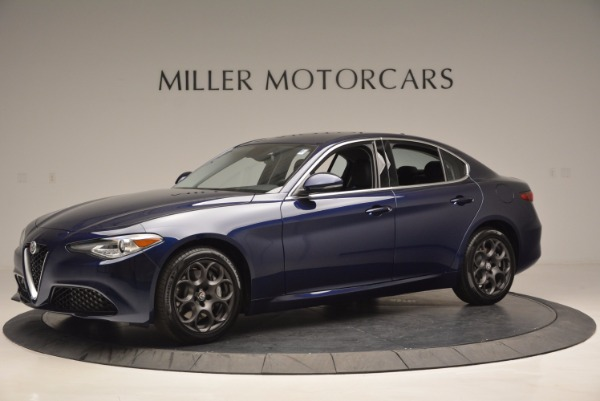 New 2017 Alfa Romeo Giulia for sale Sold at Rolls-Royce Motor Cars Greenwich in Greenwich CT 06830 2