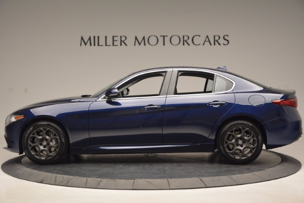 New 2017 Alfa Romeo Giulia for sale Sold at Rolls-Royce Motor Cars Greenwich in Greenwich CT 06830 3