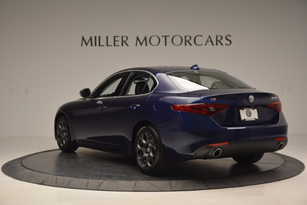 New 2017 Alfa Romeo Giulia for sale Sold at Rolls-Royce Motor Cars Greenwich in Greenwich CT 06830 5