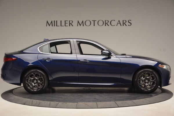 New 2017 Alfa Romeo Giulia for sale Sold at Rolls-Royce Motor Cars Greenwich in Greenwich CT 06830 9