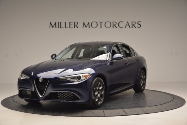 New 2017 Alfa Romeo Giulia for sale Sold at Rolls-Royce Motor Cars Greenwich in Greenwich CT 06830 1