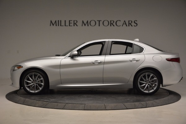 New 2017 Alfa Romeo Giulia Q4 for sale Sold at Rolls-Royce Motor Cars Greenwich in Greenwich CT 06830 17
