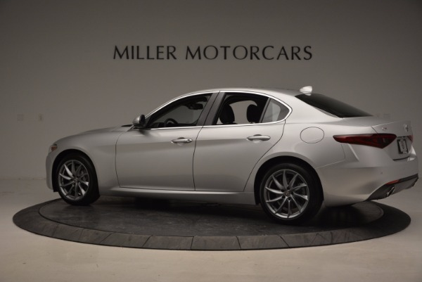 New 2017 Alfa Romeo Giulia Q4 for sale Sold at Rolls-Royce Motor Cars Greenwich in Greenwich CT 06830 18