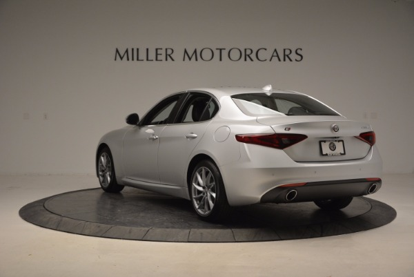 New 2017 Alfa Romeo Giulia Q4 for sale Sold at Rolls-Royce Motor Cars Greenwich in Greenwich CT 06830 19