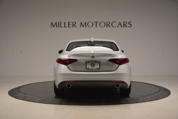 New 2017 Alfa Romeo Giulia Q4 for sale Sold at Rolls-Royce Motor Cars Greenwich in Greenwich CT 06830 20