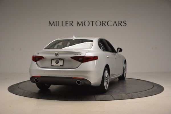 New 2017 Alfa Romeo Giulia Q4 for sale Sold at Rolls-Royce Motor Cars Greenwich in Greenwich CT 06830 21