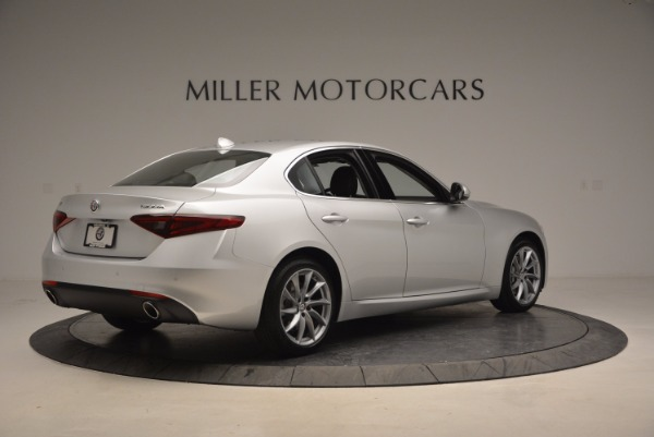 New 2017 Alfa Romeo Giulia Q4 for sale Sold at Rolls-Royce Motor Cars Greenwich in Greenwich CT 06830 22