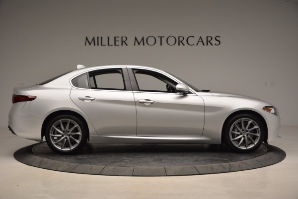 New 2017 Alfa Romeo Giulia Q4 for sale Sold at Rolls-Royce Motor Cars Greenwich in Greenwich CT 06830 23
