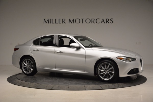 New 2017 Alfa Romeo Giulia Q4 for sale Sold at Rolls-Royce Motor Cars Greenwich in Greenwich CT 06830 24