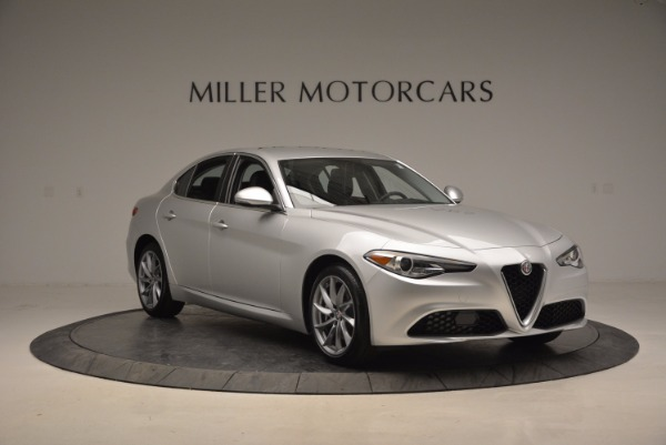 New 2017 Alfa Romeo Giulia Q4 for sale Sold at Rolls-Royce Motor Cars Greenwich in Greenwich CT 06830 25