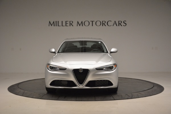 New 2017 Alfa Romeo Giulia Q4 for sale Sold at Rolls-Royce Motor Cars Greenwich in Greenwich CT 06830 26