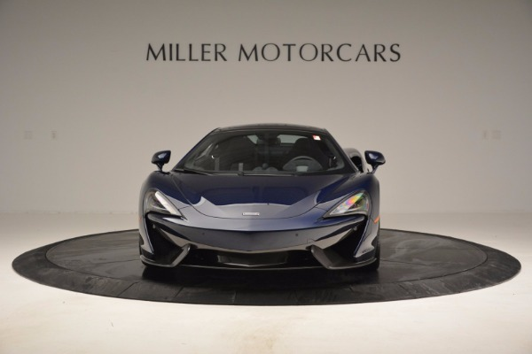 New 2017 McLaren 570GT for sale Sold at Rolls-Royce Motor Cars Greenwich in Greenwich CT 06830 12