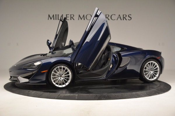 New 2017 McLaren 570GT for sale Sold at Rolls-Royce Motor Cars Greenwich in Greenwich CT 06830 14