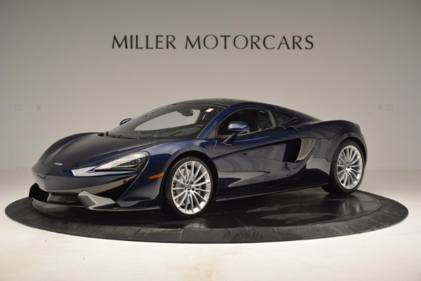 New 2017 McLaren 570GT for sale Sold at Rolls-Royce Motor Cars Greenwich in Greenwich CT 06830 2