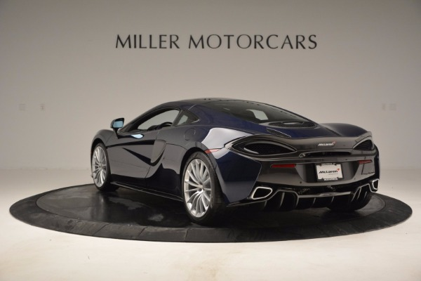 New 2017 McLaren 570GT for sale Sold at Rolls-Royce Motor Cars Greenwich in Greenwich CT 06830 5