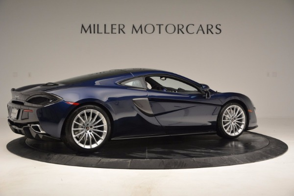 New 2017 McLaren 570GT for sale Sold at Rolls-Royce Motor Cars Greenwich in Greenwich CT 06830 8
