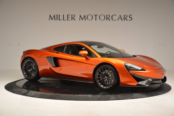 Used 2017 McLaren 570GT Coupe for sale $139,900 at Rolls-Royce Motor Cars Greenwich in Greenwich CT 06830 10
