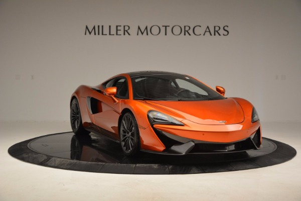 Used 2017 McLaren 570GT Coupe for sale $139,900 at Rolls-Royce Motor Cars Greenwich in Greenwich CT 06830 11