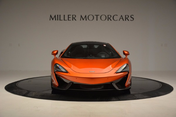 Used 2017 McLaren 570GT Coupe for sale $139,900 at Rolls-Royce Motor Cars Greenwich in Greenwich CT 06830 12