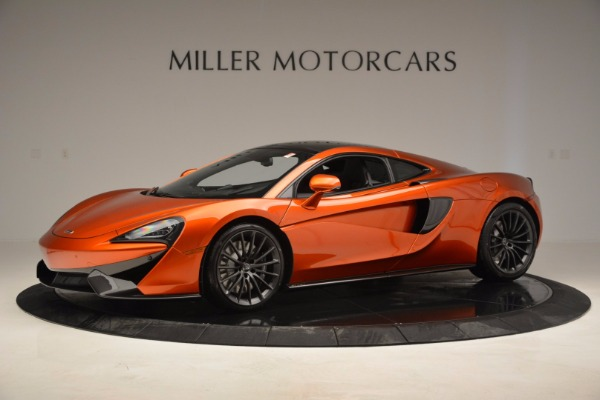 Used 2017 McLaren 570GT Coupe for sale $139,900 at Rolls-Royce Motor Cars Greenwich in Greenwich CT 06830 2