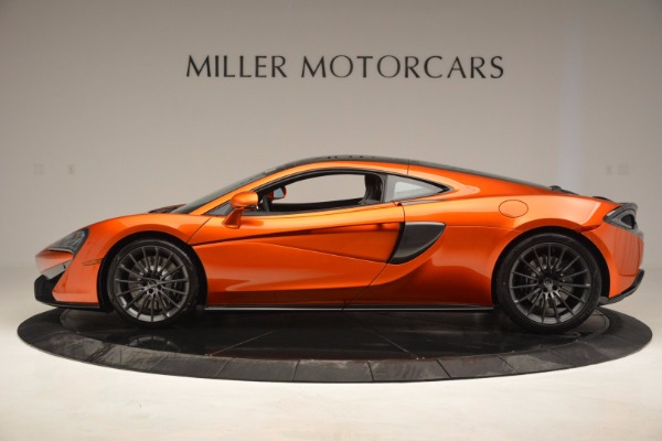 Used 2017 McLaren 570GT Coupe for sale $139,900 at Rolls-Royce Motor Cars Greenwich in Greenwich CT 06830 3