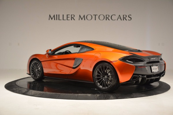 Used 2017 McLaren 570GT Coupe for sale $139,900 at Rolls-Royce Motor Cars Greenwich in Greenwich CT 06830 4