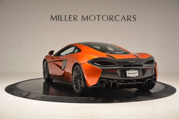 Used 2017 McLaren 570GT Coupe for sale $139,900 at Rolls-Royce Motor Cars Greenwich in Greenwich CT 06830 5