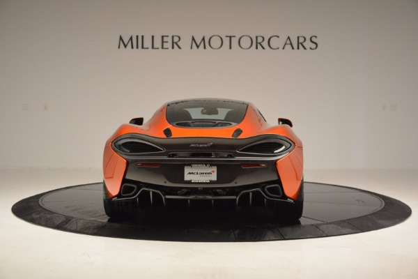Used 2017 McLaren 570GT Coupe for sale $139,900 at Rolls-Royce Motor Cars Greenwich in Greenwich CT 06830 6