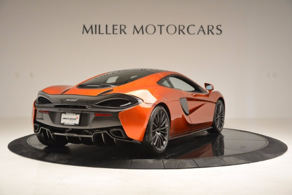 New 2017 McLaren 570GT for sale Sold at Rolls-Royce Motor Cars Greenwich in Greenwich CT 06830 7