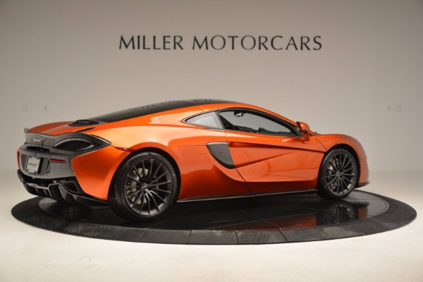 Used 2017 McLaren 570GT Coupe for sale $139,900 at Rolls-Royce Motor Cars Greenwich in Greenwich CT 06830 8