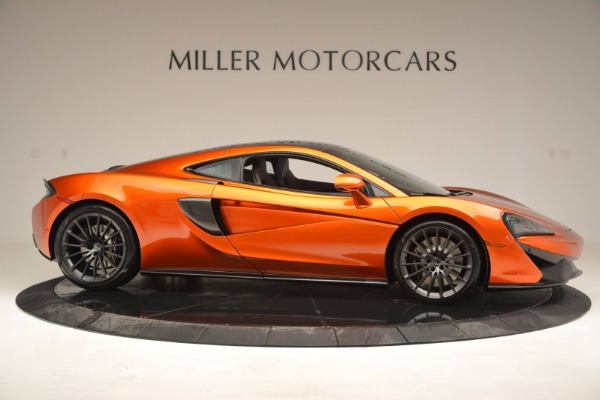 Used 2017 McLaren 570GT Coupe for sale $139,900 at Rolls-Royce Motor Cars Greenwich in Greenwich CT 06830 9