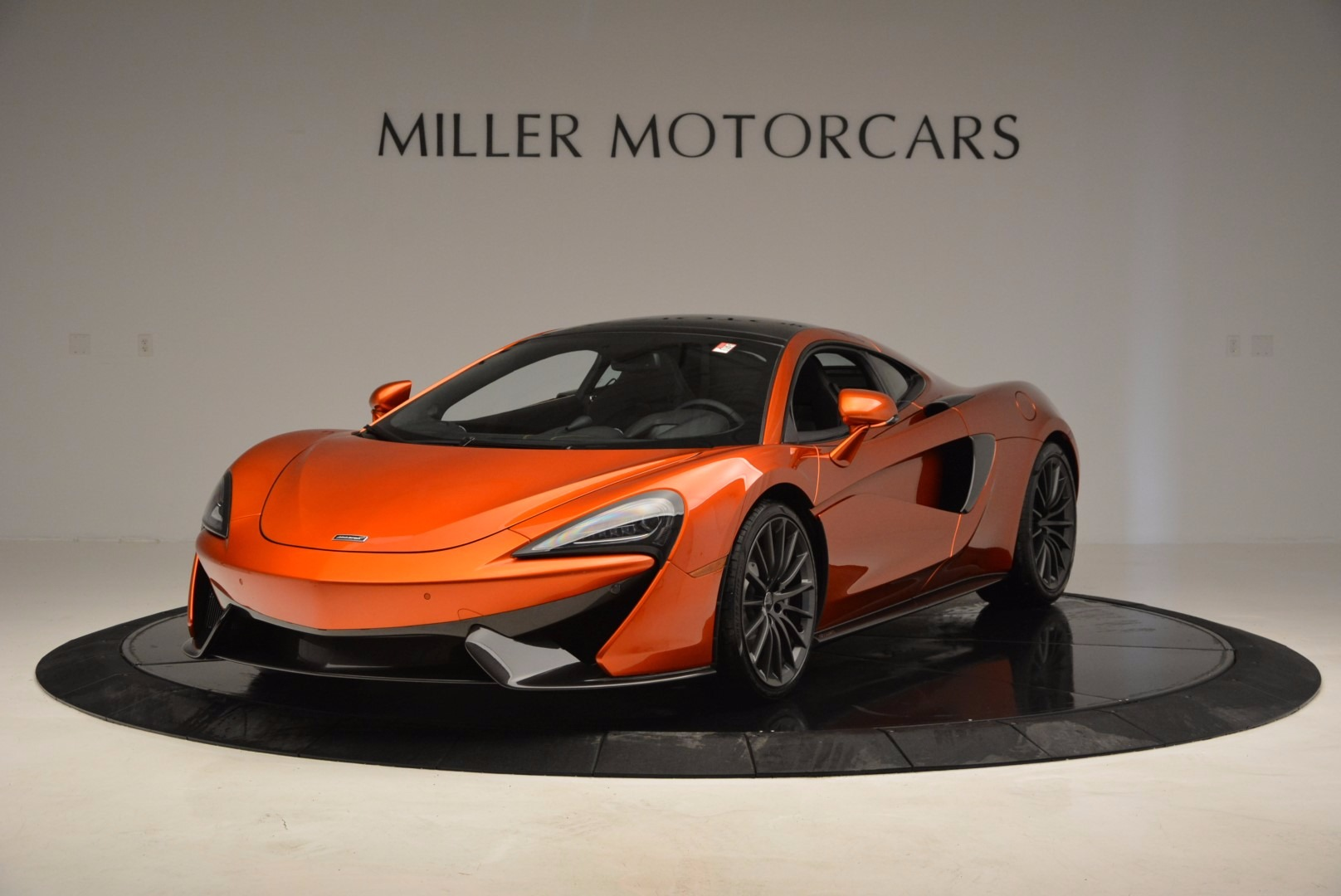 Used 2017 McLaren 570GT Coupe for sale $139,900 at Rolls-Royce Motor Cars Greenwich in Greenwich CT 06830 1