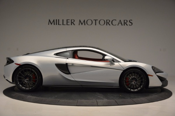 Used 2017 McLaren 570GT for sale Sold at Rolls-Royce Motor Cars Greenwich in Greenwich CT 06830 9