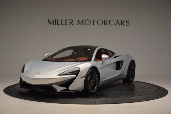 Used 2017 McLaren 570GT for sale Sold at Rolls-Royce Motor Cars Greenwich in Greenwich CT 06830 1