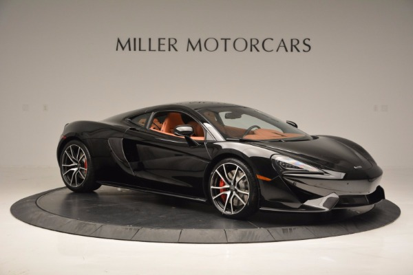 Used 2017 McLaren 570GT for sale Sold at Rolls-Royce Motor Cars Greenwich in Greenwich CT 06830 10