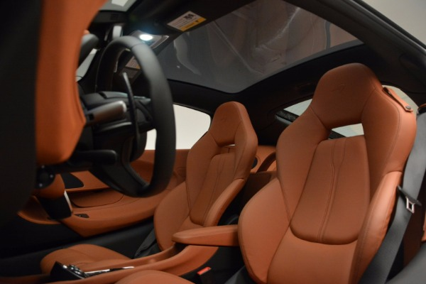Used 2017 McLaren 570GT for sale Sold at Rolls-Royce Motor Cars Greenwich in Greenwich CT 06830 18