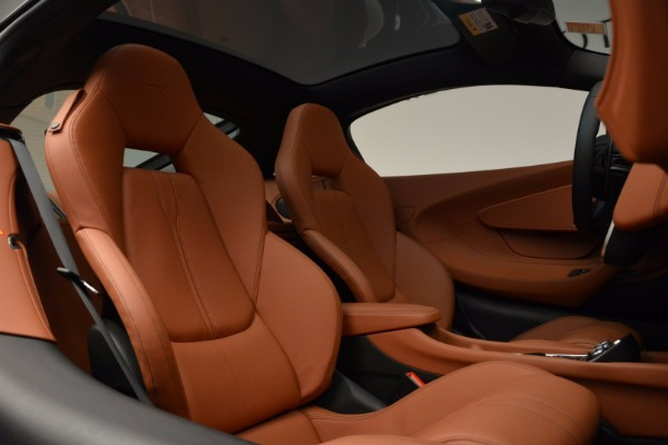 Used 2017 McLaren 570GT for sale Sold at Rolls-Royce Motor Cars Greenwich in Greenwich CT 06830 21