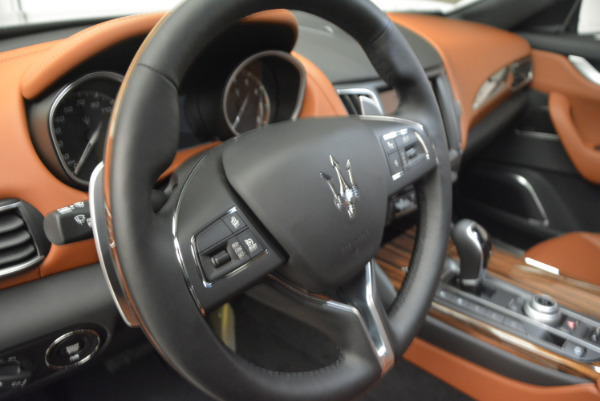 New 2017 Maserati Levante for sale Sold at Rolls-Royce Motor Cars Greenwich in Greenwich CT 06830 16