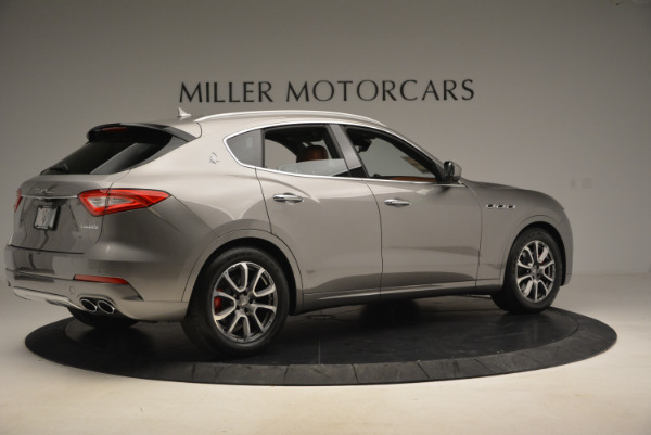 New 2017 Maserati Levante for sale Sold at Rolls-Royce Motor Cars Greenwich in Greenwich CT 06830 8