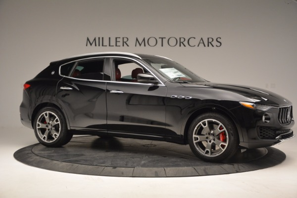 New 2017 Maserati Levante S Zegna Edition for sale Sold at Rolls-Royce Motor Cars Greenwich in Greenwich CT 06830 10