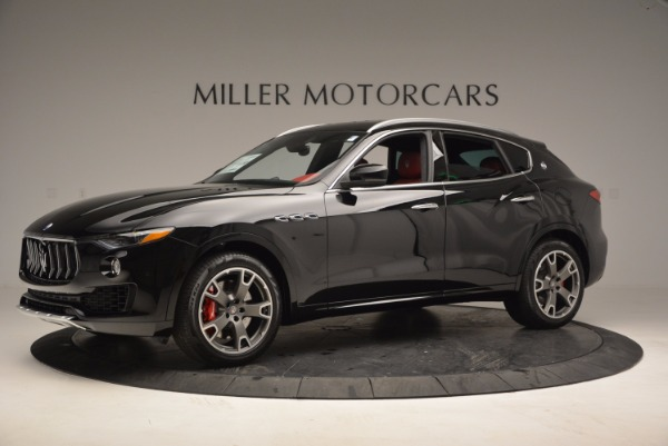 New 2017 Maserati Levante S Zegna Edition for sale Sold at Rolls-Royce Motor Cars Greenwich in Greenwich CT 06830 2