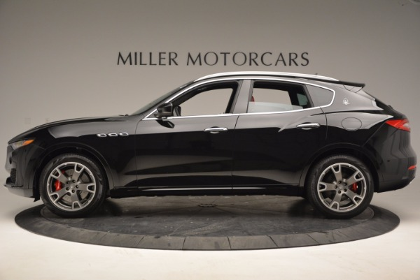 New 2017 Maserati Levante S Zegna Edition for sale Sold at Rolls-Royce Motor Cars Greenwich in Greenwich CT 06830 3