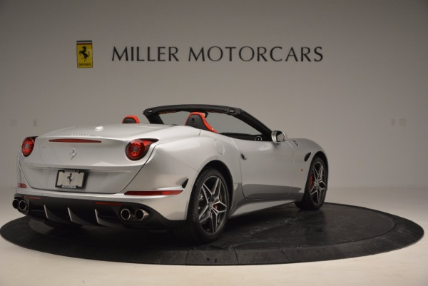 Used 2016 Ferrari California T for sale Sold at Rolls-Royce Motor Cars Greenwich in Greenwich CT 06830 16
