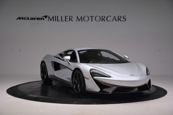Used 2017 McLaren 570S Coupe for sale $149,900 at Rolls-Royce Motor Cars Greenwich in Greenwich CT 06830 11