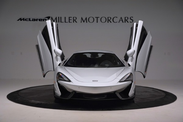 Used 2017 McLaren 570S Coupe for sale $149,900 at Rolls-Royce Motor Cars Greenwich in Greenwich CT 06830 13