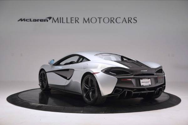 Used 2017 McLaren 570S for sale Sold at Rolls-Royce Motor Cars Greenwich in Greenwich CT 06830 5