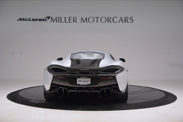 Used 2017 McLaren 570S Coupe for sale $149,900 at Rolls-Royce Motor Cars Greenwich in Greenwich CT 06830 6